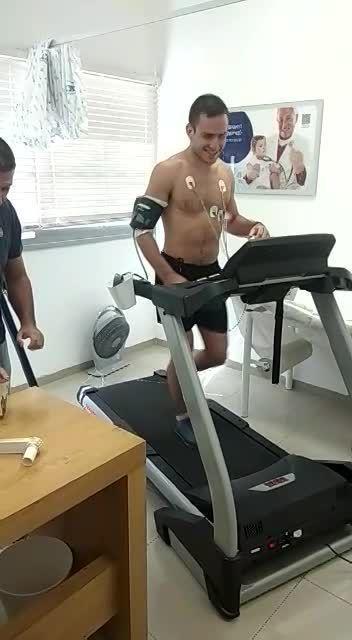בדיקת מאמץ רופא ספורט