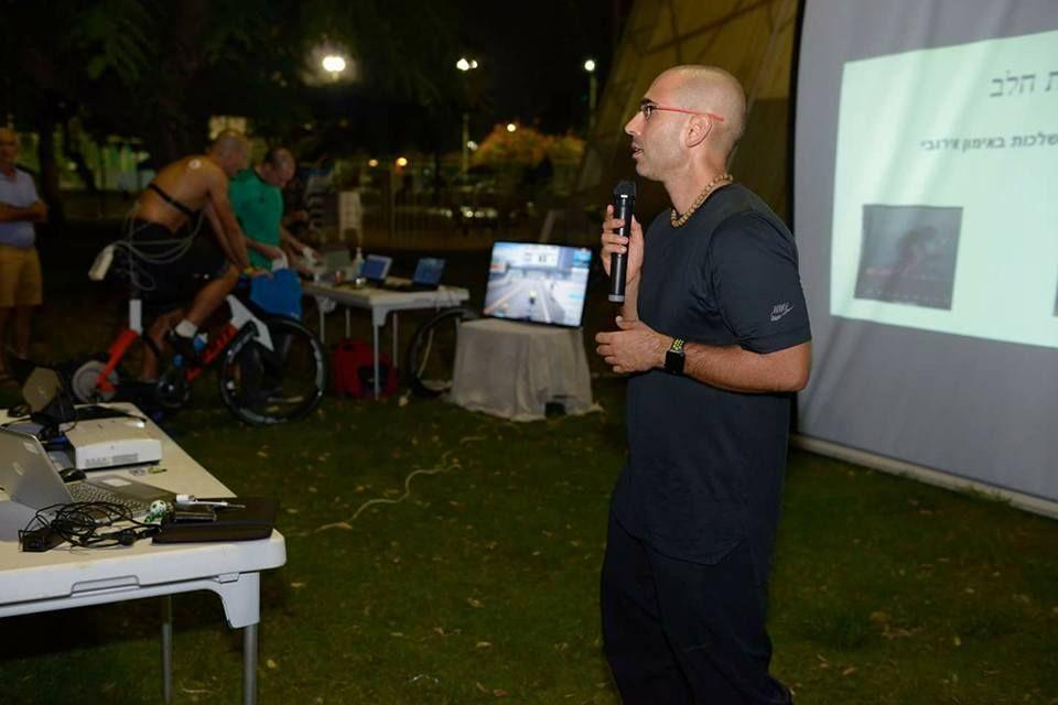 הרצאה רפואת ספורט