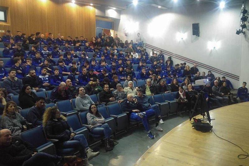 הרצאות בנושא רפואת ספורט